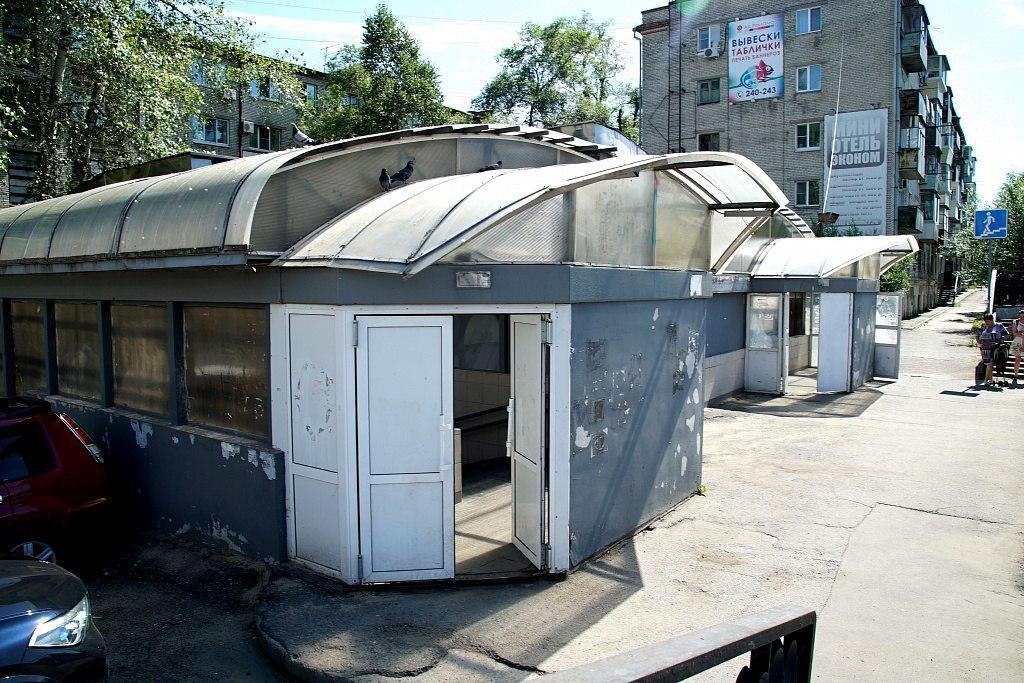 Подземный пешеходный переход на «Павленко» ремонтируют в Хабаровске