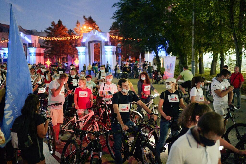 «Велоночь Победы 2021» пройдет в Хабаровске