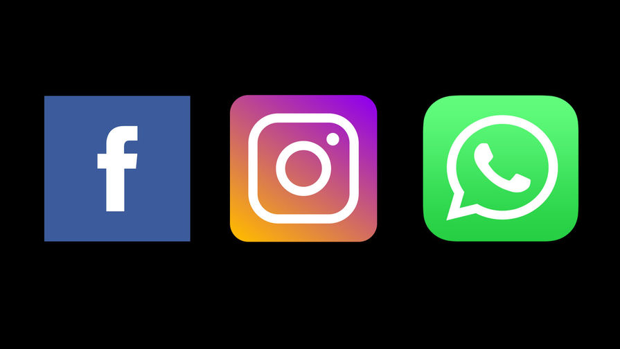 Масштабный сбой: Instagram, Whatsapp и Facebook