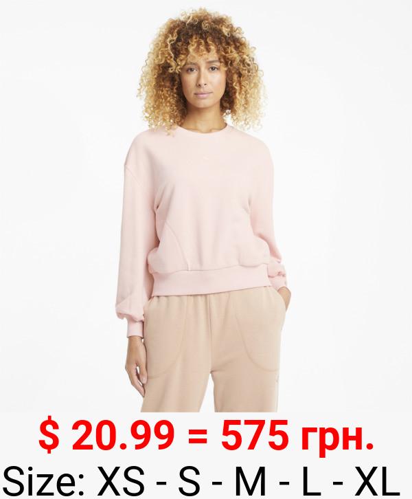 Her Women's Crewneck Sweatshirt