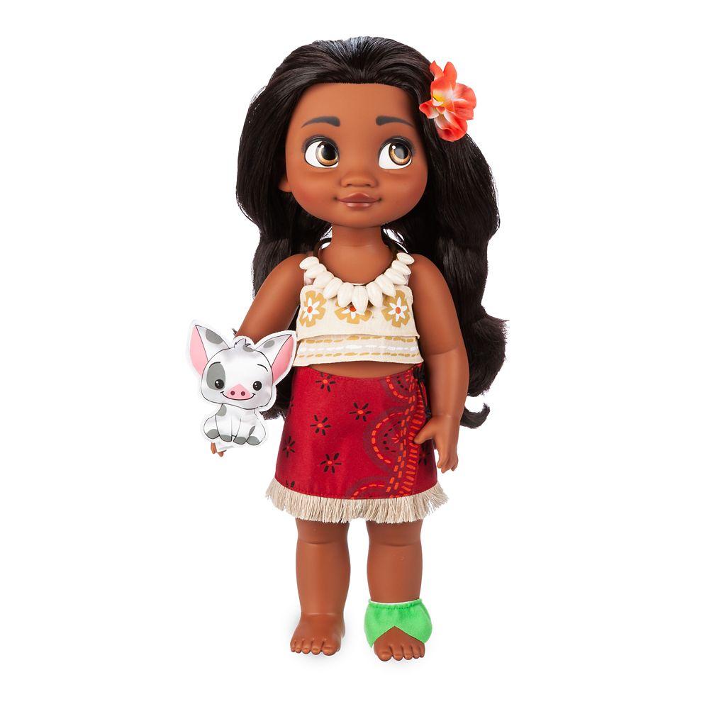 Moana Doll Disney Animator's Collection
