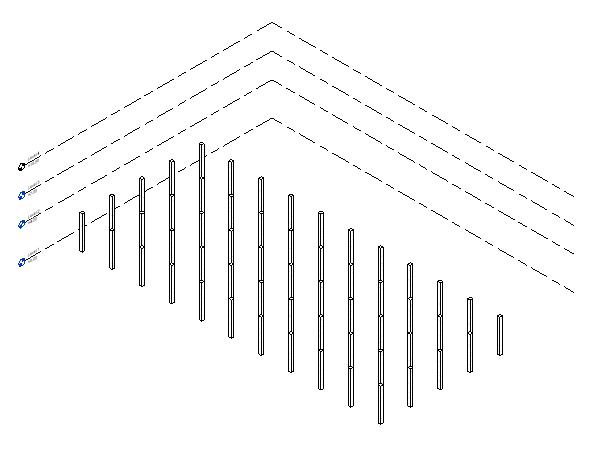 Vista 3D ortogonal