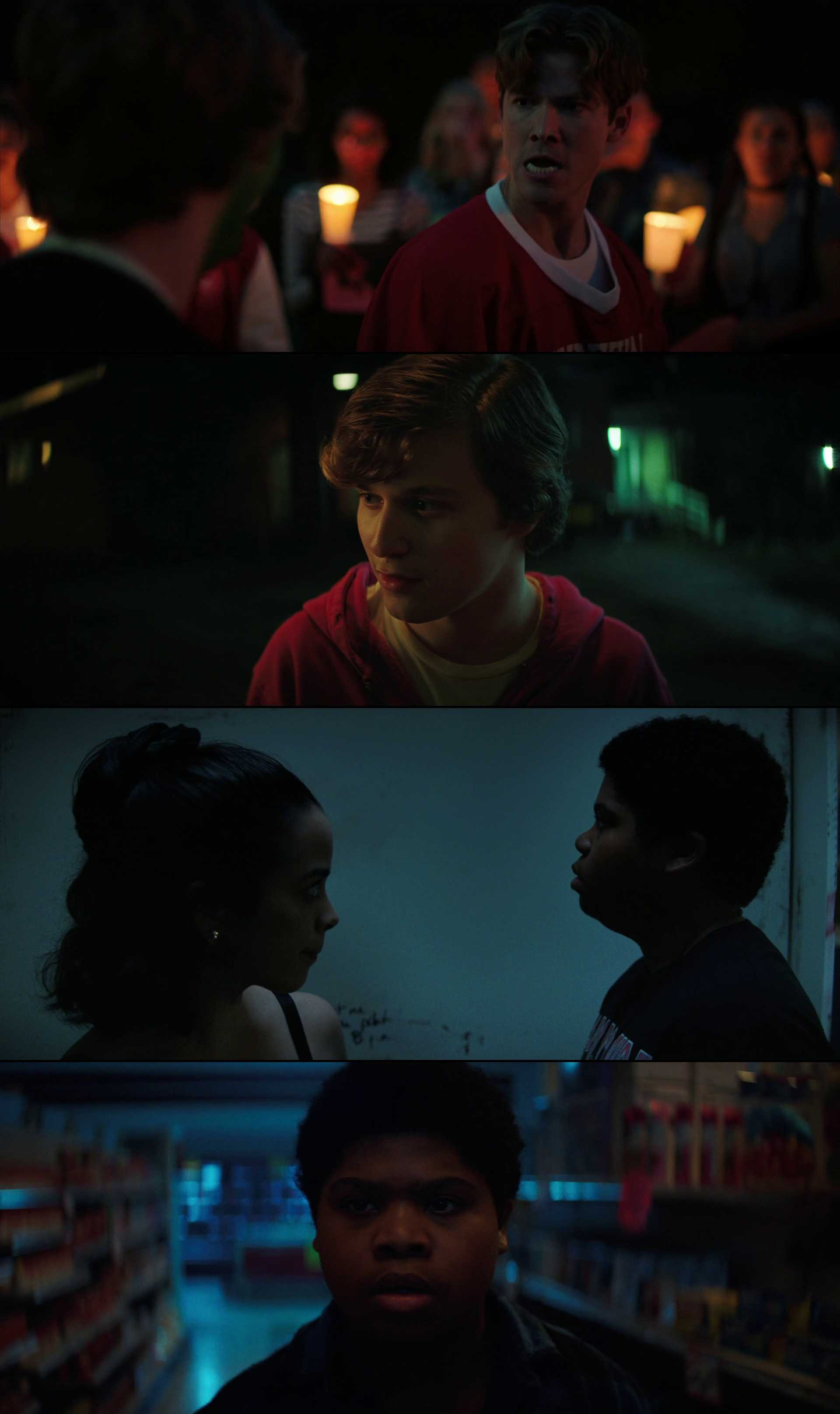 Screenshot of Fear Street Movie