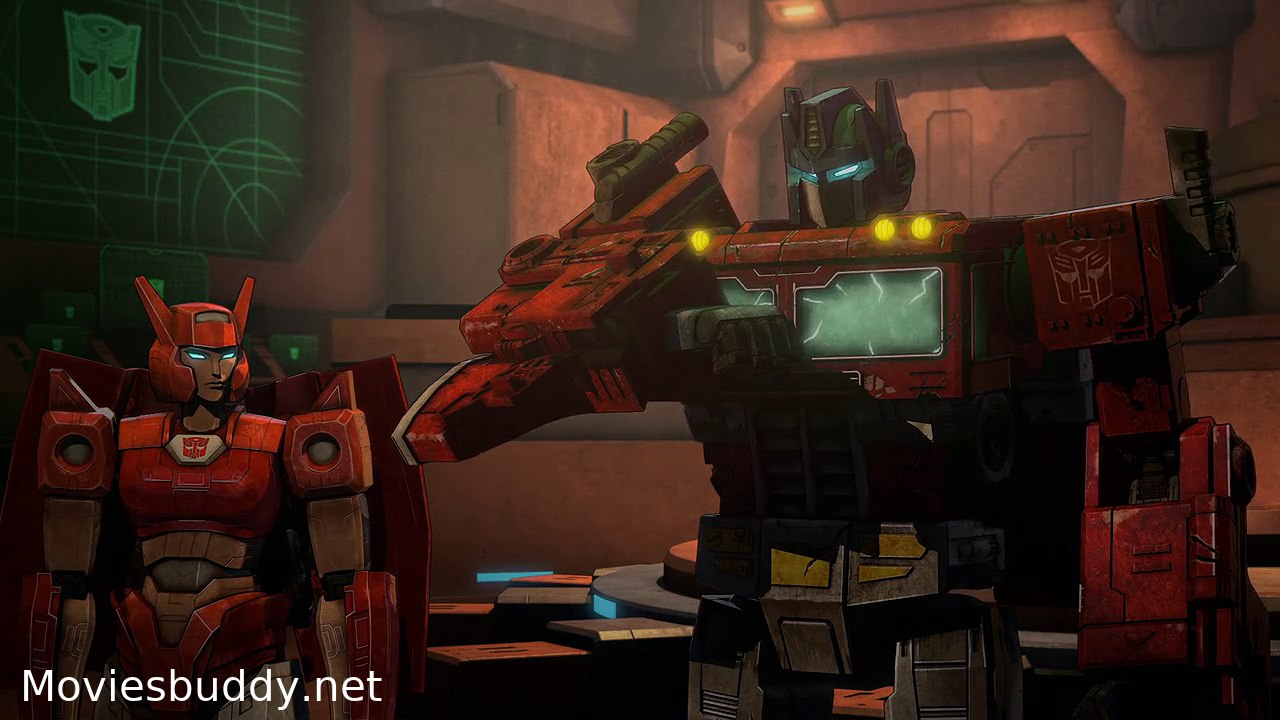 Movie Screenshot of Transformers: War for Cybertron