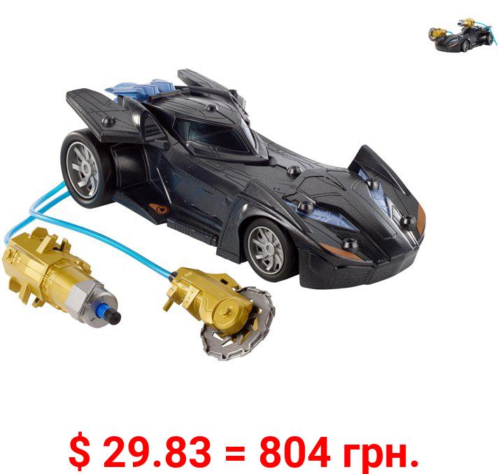 Batman Missions Air Power Cannon Attack Batmobile Vehicle