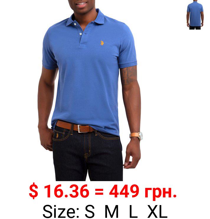 U.S. Polo Assn. Men's Pique Polo Shirt
