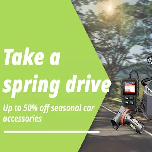 Take a spring drive(USD)
