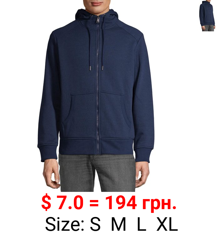 George Men's and Big Men's Sherpa Hoodie, Available Up to Size 5XL