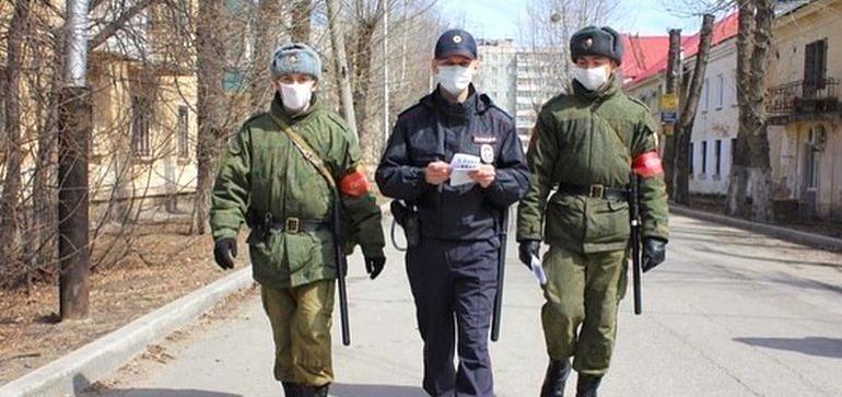 В Хабаровске могут вернуться к режиму самоизоляции
