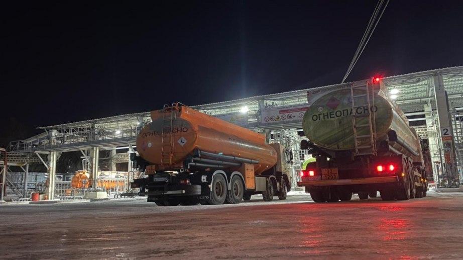 Нефтезавод в Хабаровске заработал на полную мощность