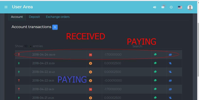 AdvCash vs Payeer