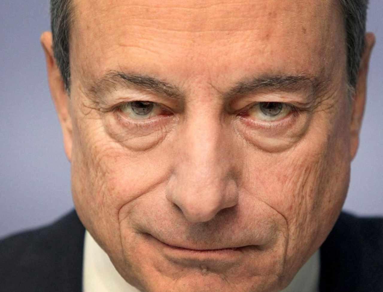 Mario Draghi, un rettiliano al Governo? – Telegraph