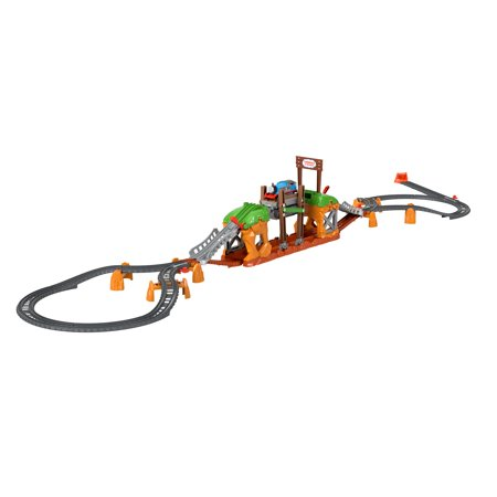 Thomas & Friends Walking Bridge Motorized Train Set