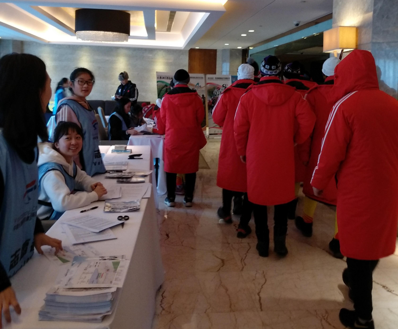 Блог им. goldfinchteam: Vasaloppet China. Отчет русских лыжников с китайского марафона