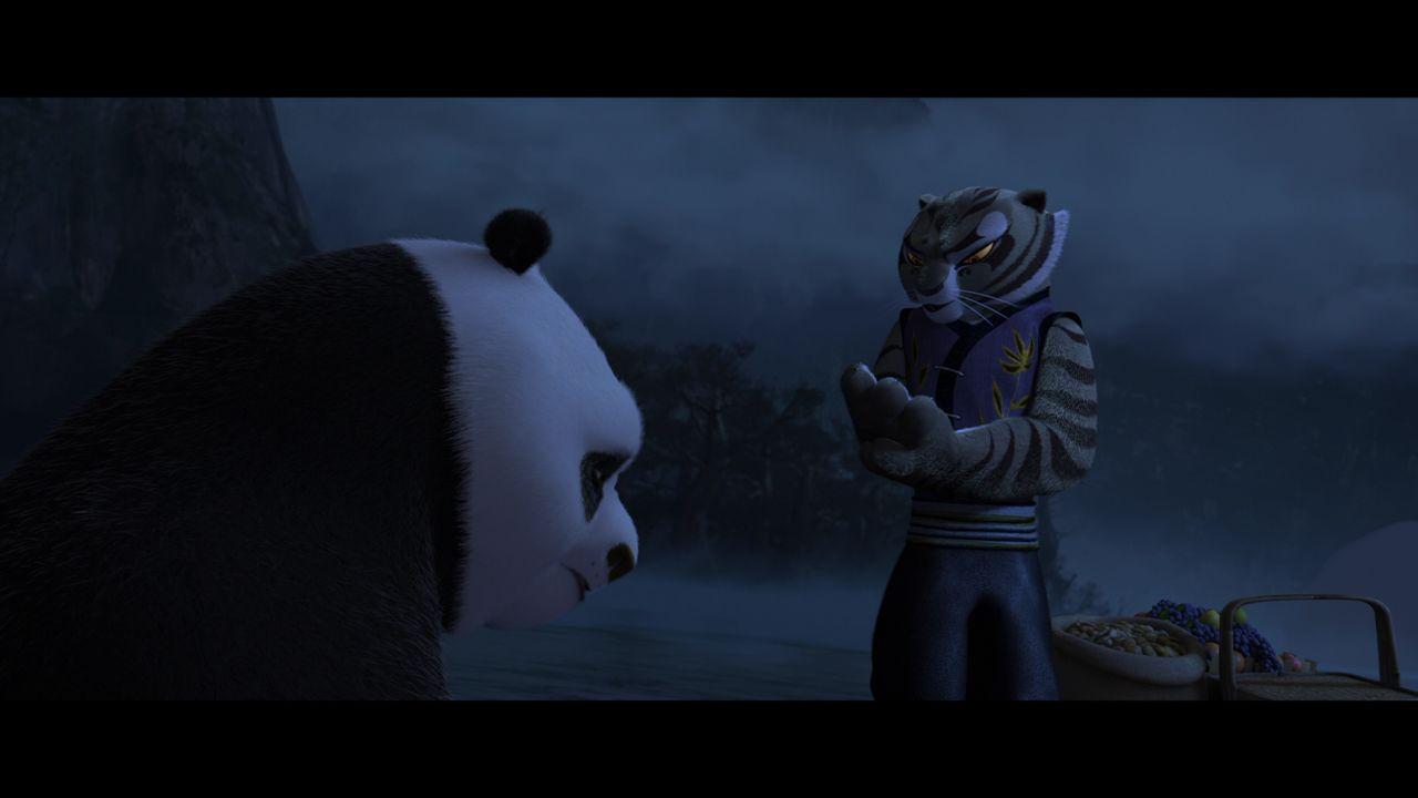 Screenshot of Kung Fu Panda 2