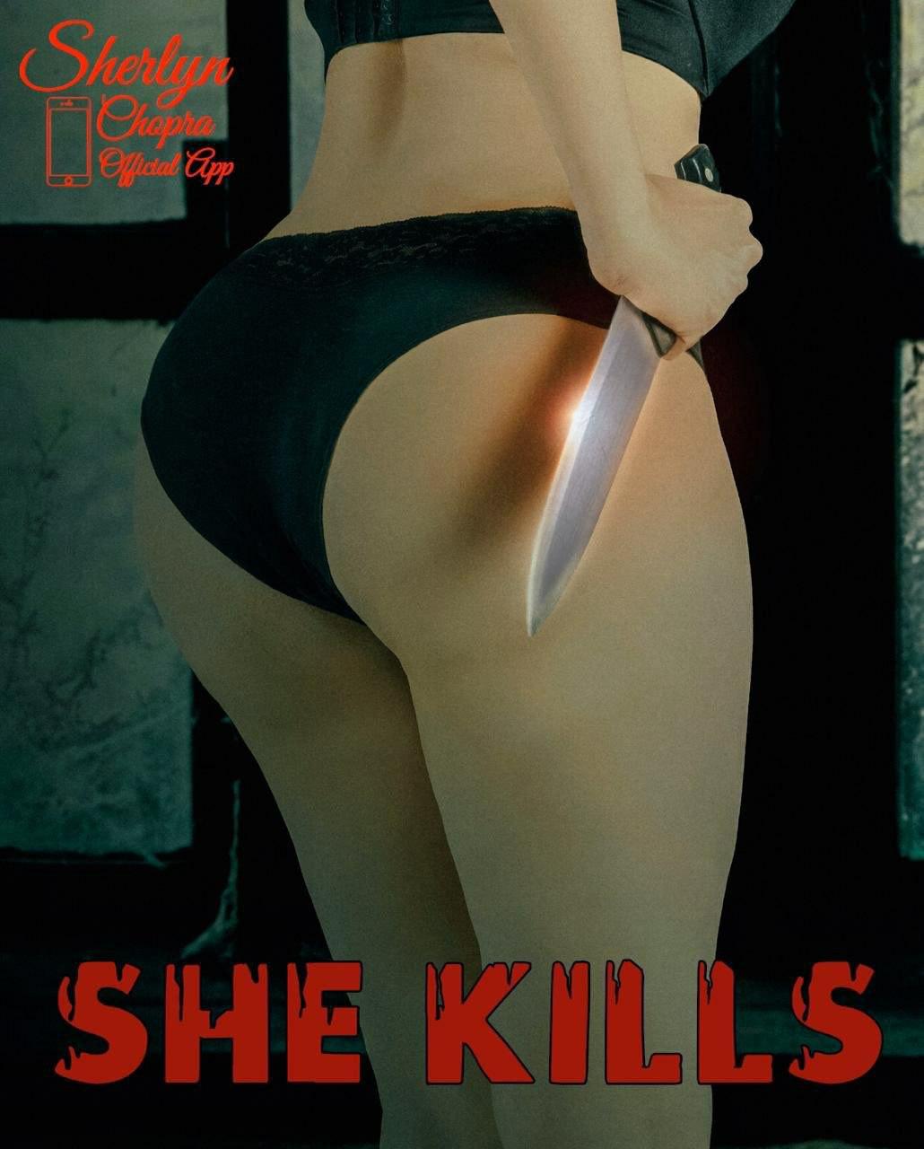 She Kills (2019) UNRATED 720p Sherlyn Chopra Hindi Short Film x265 AAC [150MB]