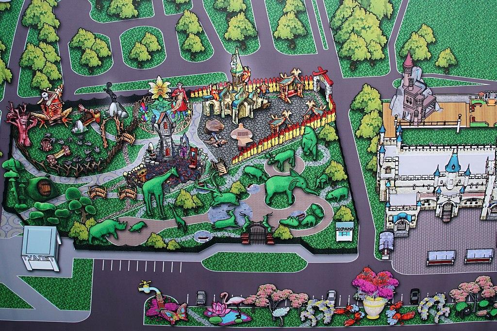 «Сквер русских сказок» появится в Хабаровске