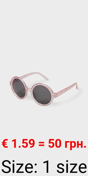 Sonnenbrille - Glanz-Effekt