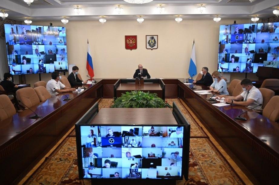 За неделю в Хабаровском крае зарегистрировано 1883 случая заболевания COVID-19