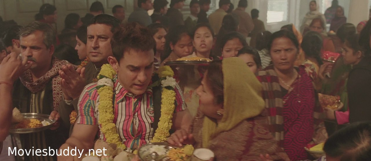 Movie Screenshot of PK