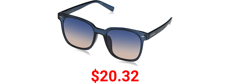 Calvin Klein Women's Ck20519s Square Sunglasses
