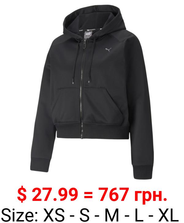 PWR Fleece Women's Full-Zip Sweatshirt