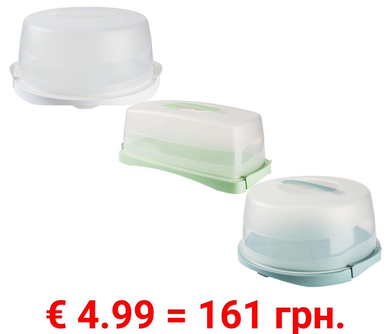 ERNESTO® Torten-/ Kuchenbehälter, spülmaschinengeeignet