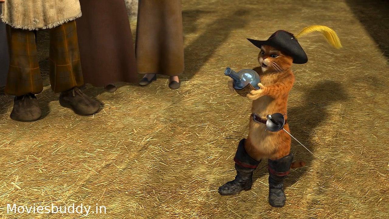 Video Screenshot of Shrek 2
