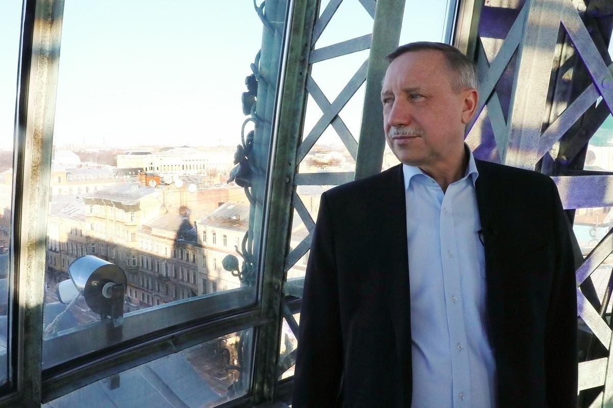 Беглов испортил репутацию Петербурга за два года