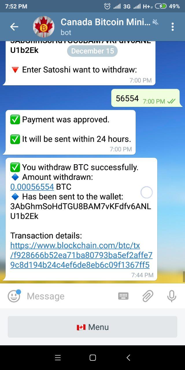 mike caldwell bitcoin