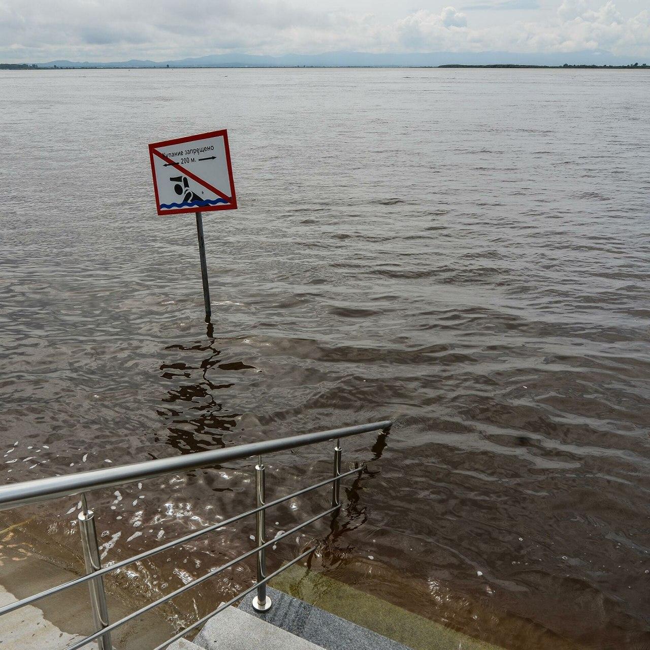 Вода в Хабаровске