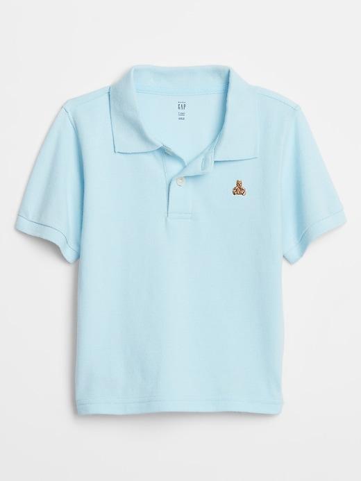 Toddler Short Sleeve Polo Shirt