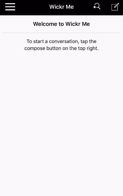 Wickr me - приватный мессенджер, как еще одна альтернатива Telegram 16