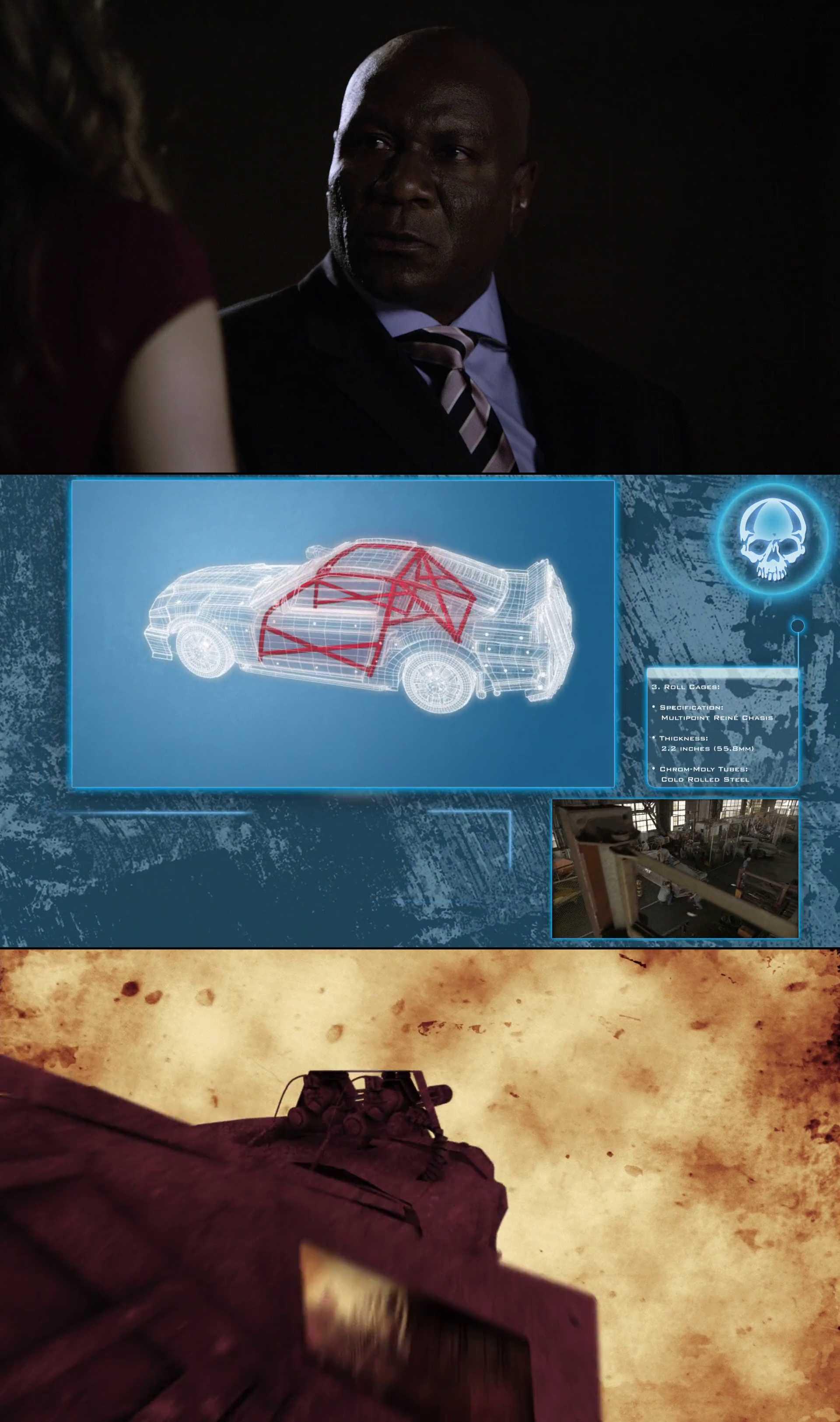 Screenshot of Death Race 2 Movie