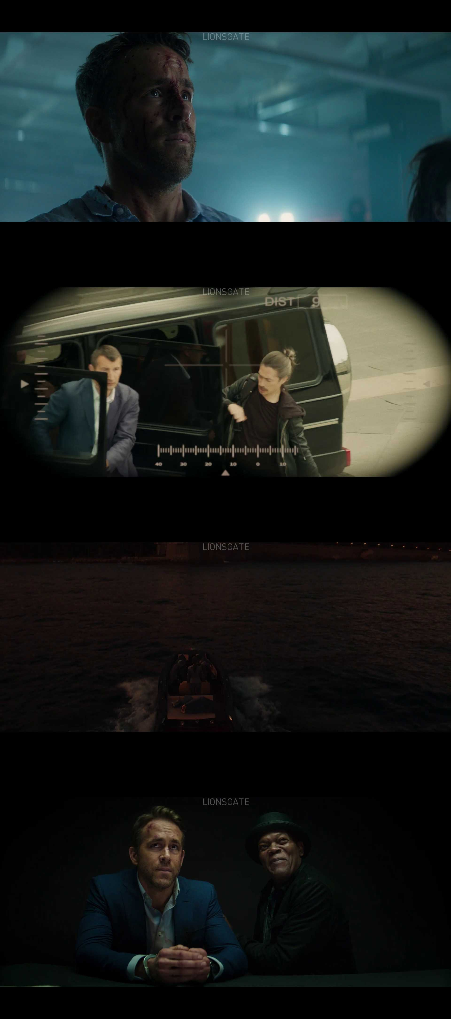 Screenshot of The Hitman's Wife's Bodyguard Movie