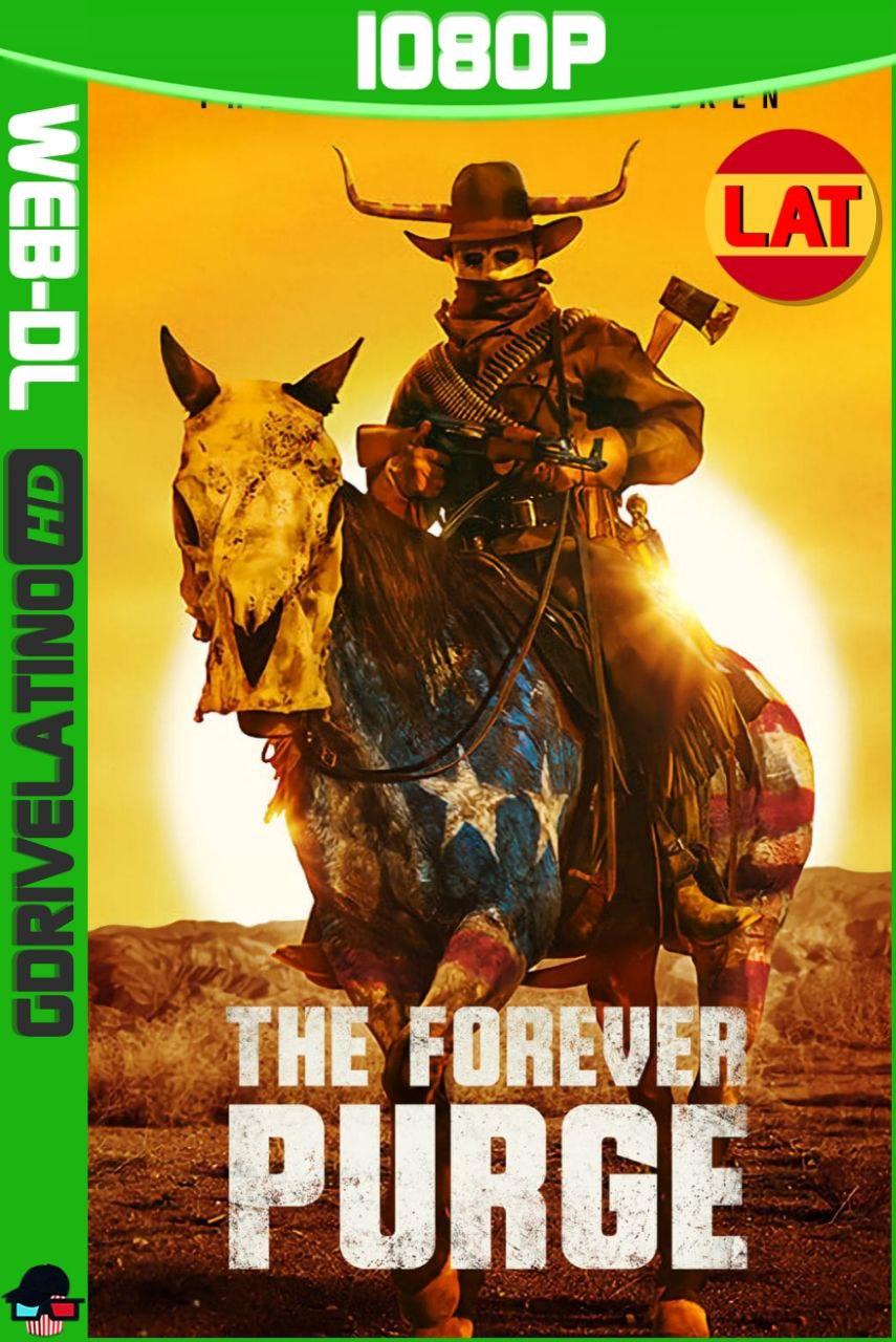 La Purga por Siempre (2021) WEB-DL 1080p Latino-Ingles MKV
