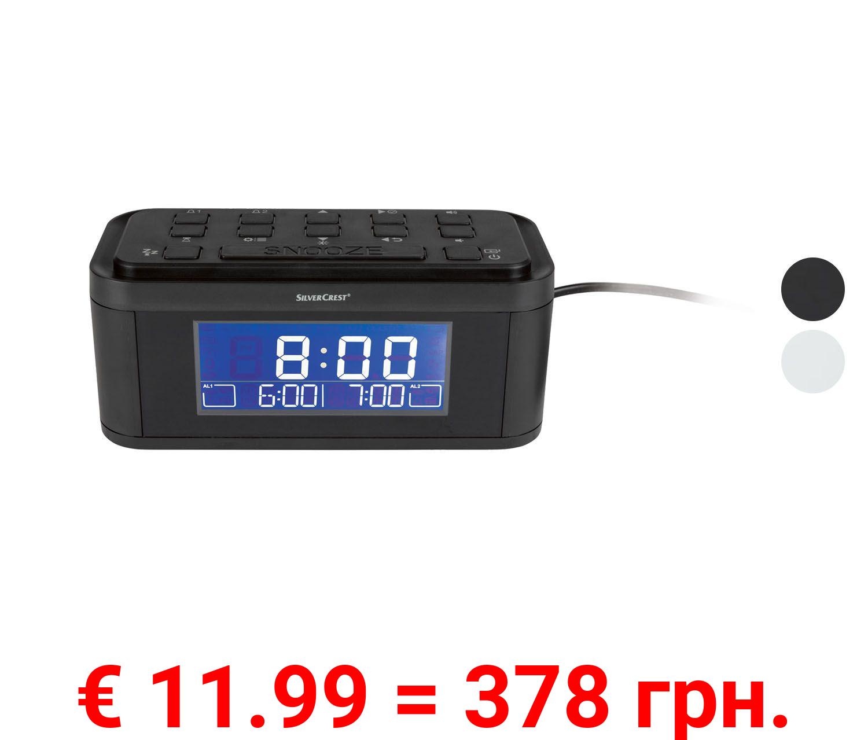 SILVERCREST® Radiowecker » DAB + Big Button SDR 50 A1«