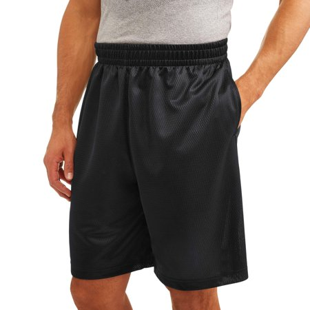 Athletic Works Men's and Big Men's Dazzle Shorts, up to Size 5XL