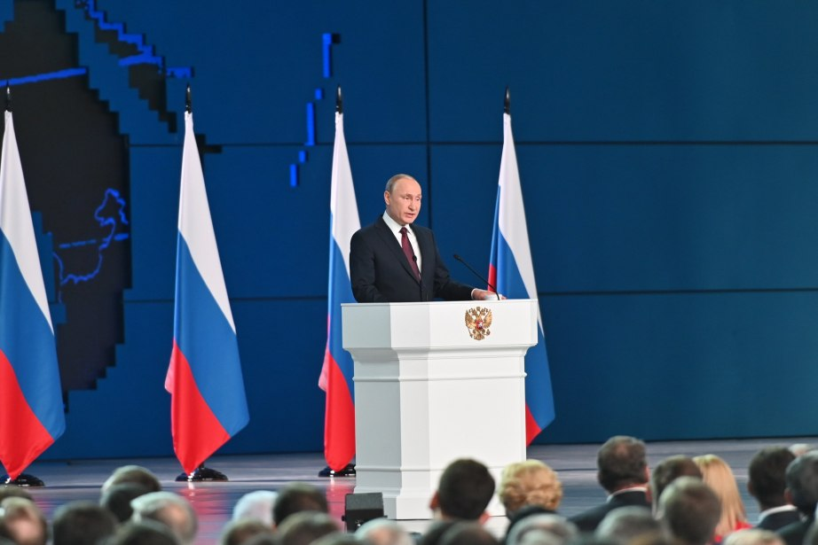 Дегтярева пригласили к Путину на ежегодное послание к Федеральному Собранию