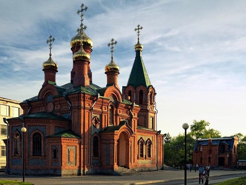 История православного Дальнего востока