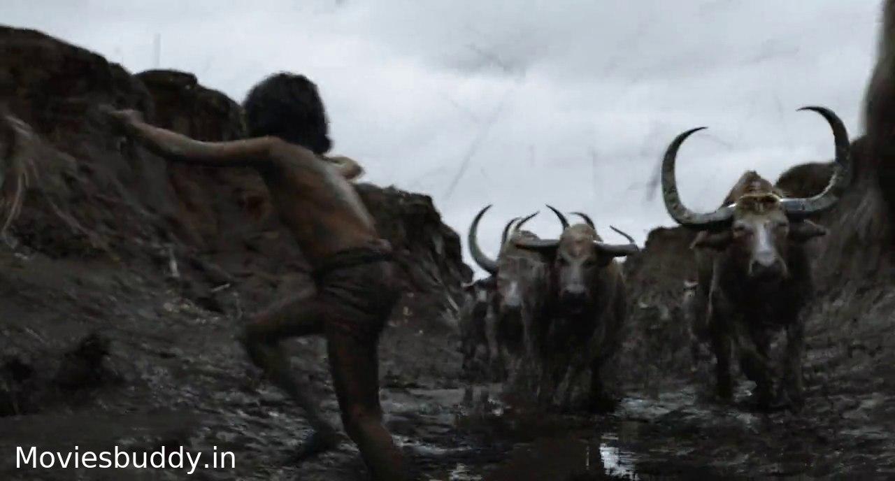 Screenshot of The Jungle Book