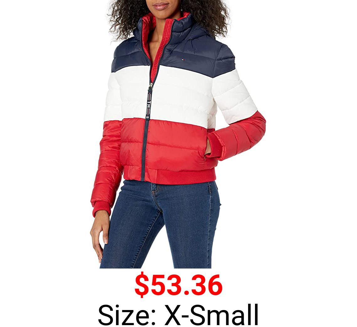 Tommy Hilfiger Women Packable Jacket