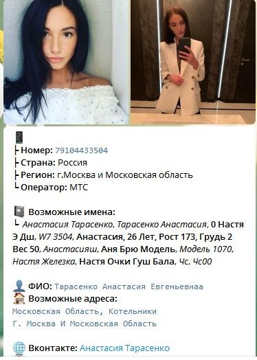 Анастасия Тарасенко - Эскортная старушка КРЫСА 21