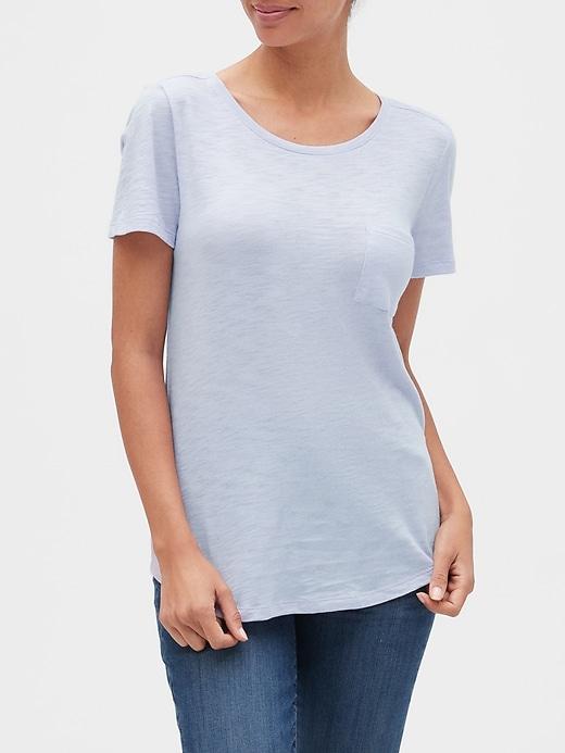Easy Crewneck Short Sleeve T-Shirt