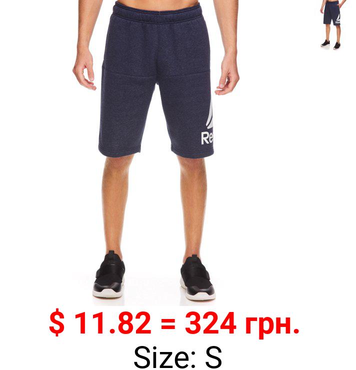 Reebok Men's Low Lift Fleece Shorts