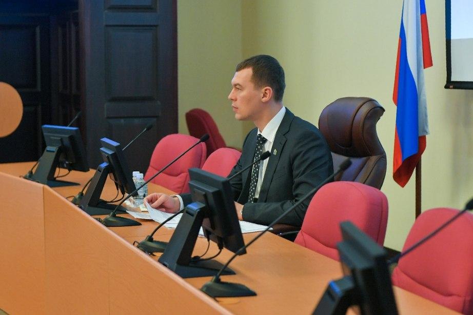 Практически все сказанное в послании Президента ФС касается Хабаровского края