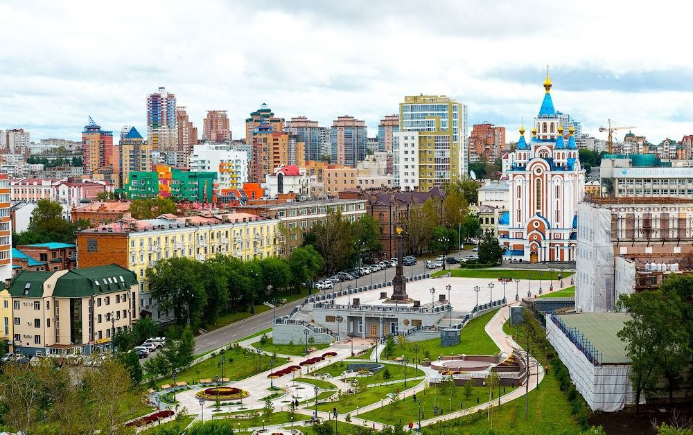 Что интересного для туриста в Хабаровске?