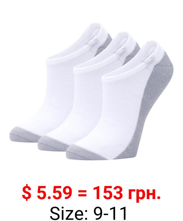 Women's No Show Socks [3 Pack]