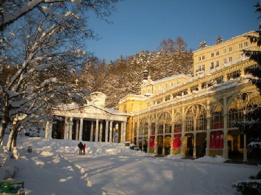 Зимние скидки на лечение в Чехии