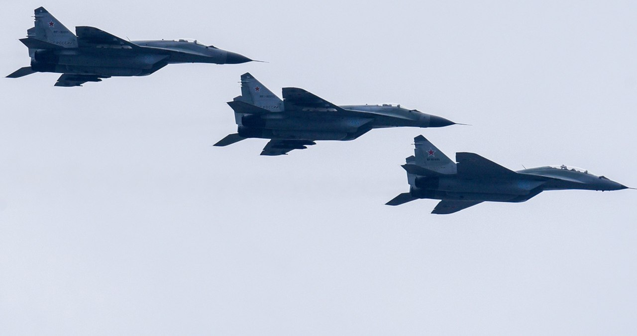 В РФ заявили о выходе из Договора об открытом небе